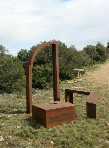 Sentier Sculpturel 1